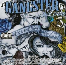Gangster Love V.5 - CD Audio