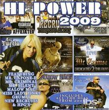 Hi Power 2009 - CD Audio