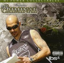 Love Letters - CD Audio di Mr. Criminal