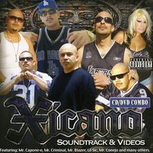 Xicano Rap - CD Audio