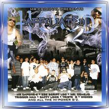 Hood Affiliated 2 - CD Audio di Mr. Criminal