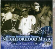 Neighborhood Music - CD Audio
