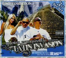 Latin Invasion - CD Audio