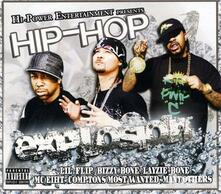 Hip Hop Explosion - CD Audio
