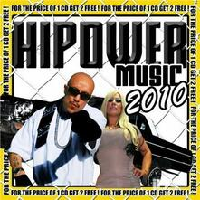 Hipowermusic. Com 2010 - CD Audio