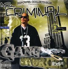 Gang Stories - CD Audio di Mr. Criminal