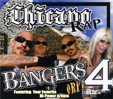Chicano Rap Bangers 4 - CD Audio