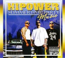 Summertime Party Music - CD Audio
