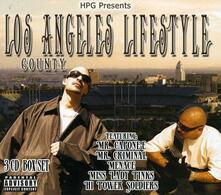 Los Angeles Lifestyle - CD Audio