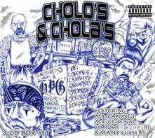 Cholo's & Chola's - CD Audio