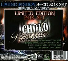 Cholo Passion - CD Audio