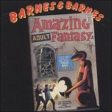 Amazing Adult Fantasy - CD Audio di Barnes & Barnes