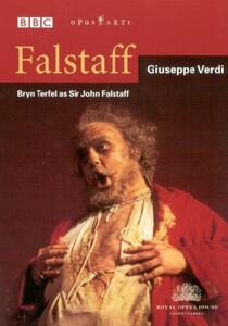 Giuseppe Verdi. Falstaff di Graham Vick - DVD