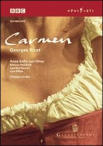 Georges Bizet. Carmen - DVD
