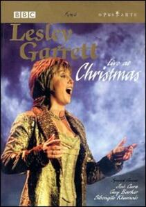 Lesley Garrett. Live At Christmas - DVD