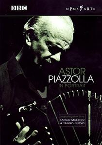 Astor Piazzolla in Portrait - DVD