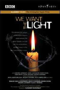 We Want The Light (2 DVD) - DVD