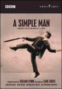 Carl Davis. A Simple Man - DVD
