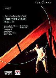 Il ritorno d'Ulisse in patria (2 DVD) - DVD