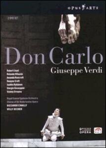 Don Carlo (2 DVD) - DVD