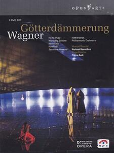 Il Crepuscolo degli Dei (3 DVD) - DVD