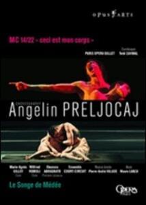 Angelin Preljocaj. Songe de Médée - DVD