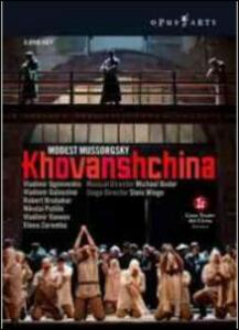 Modest Mussorgsky. Khovanshchina (2 DVD) di Stein Winge - DVD