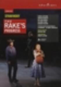 Igor Stravinsky. The Rake's Progress. Carriera di un libertino (2 DVD) di Robert Lepage - DVD