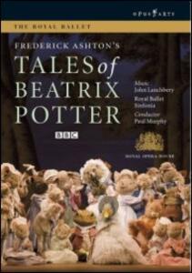 John Lanchbery. I racconti di Beatrix Potter - DVD