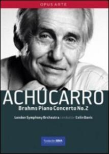 Johannes Brahms. Concerto per pianoforte n. 2 - DVD
