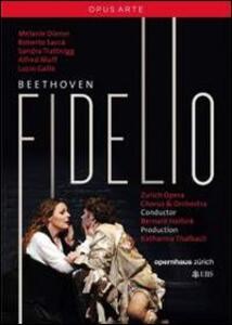 Ludwig van Beethoven. Fidelio di Katharina Thalbach - DVD