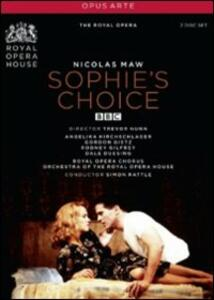 Nicholas Maw. La scelta di Sophie (2 DVD) di Trevor Nunn - DVD