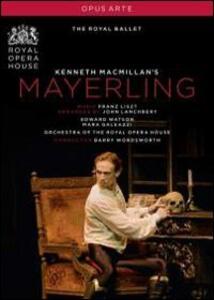 Kenneth MacMillan. Mayerling - DVD
