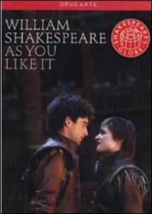 William Shakespeare. As you like it. Come vi piace di Thea Sharrock - DVD