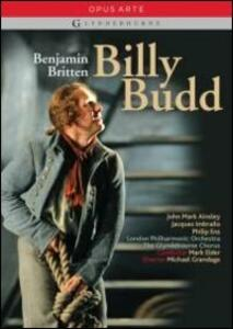 Benjamin Britten. Billy Budd (2 DVD) - DVD