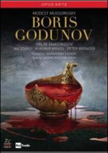 Modest Mussorgsky. Boris Godunov - DVD