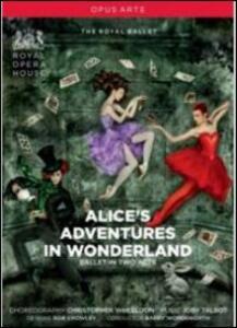 Joby Talbot. Alice's Adventures in Wonderland - DVD