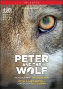 Sergei Prokofiev. Pierino e il lupo - DVD