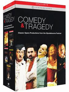 Comedy & Tragedy. Glyndebourne (6 DVD) di Annabel Arden,Richard Jones