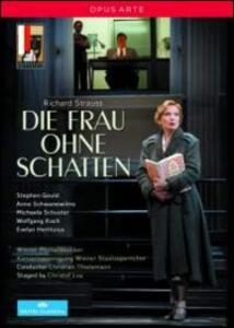 Richard Strauss. Die Frau ohne Schatten (2 DVD) di Christof Loy - DVD