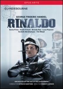 George Friederic Handel. Rinaldo di Robert Carsen - DVD