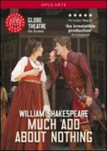 William Shakespeare. Much Ado About Nothing. Molto rumore per nulla di Jeremy Herrin - DVD