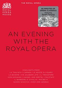 An Evening With The Royal Opera - DVD
