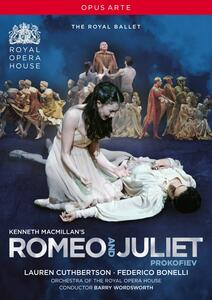 Sergei Prokofiev. Romeo and Juliet - DVD