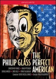 Philip Glass. The Perfect American di Phelim McDermott - DVD