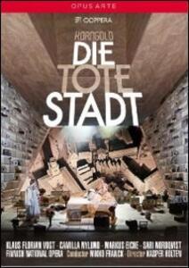 Erich Wolfgang Korngold. Die Tote Stadt. La città morta (2 DVD) - DVD