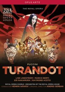 Giacomo Puccini. Turandot - DVD