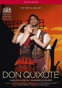 Ludwig Minkus. Don Quixote - DVD