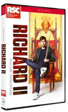 William Shakespeare. Riccardo II di Gregory Doran - DVD