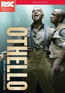William Shakespeare. Othello - Royal Shakespeare Company - DVD